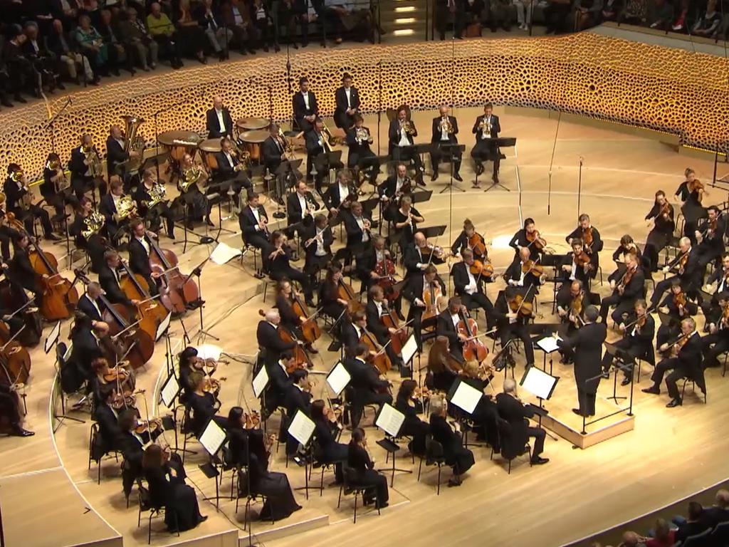 El Encanto Musical Internacional de Hamburgo - Olympusat